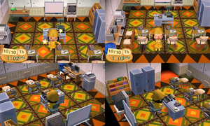 ACNL - Welcome to my museum school classroom by Magic-Kristina-KW