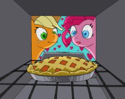 Making Sweet, Sweet Pie by Man-Eating-Llama