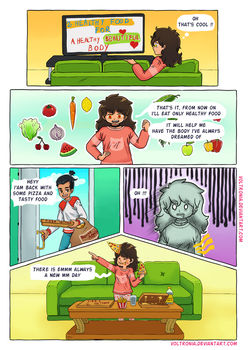 DIET by voltronia