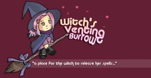 Witch's Venting Burrow by iamthewizard2