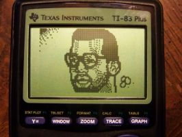 Kanye Calculator art by geereezy