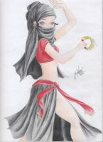 Belly Dancer 2 by jo-jo21