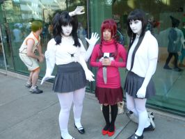 Yume Nikki - Sakuracon 2013 by Cosplayfinatic