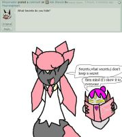 Diancie's final Response by YingYangHeart