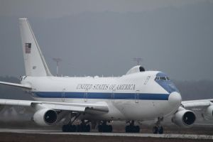 Boeing E-4B (747-200B) by PlaneSpotterJanB