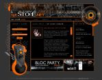alternative style web design by bauerbabe02