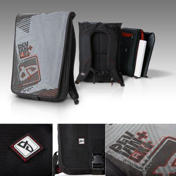 The dA PRO Backpack_2010 by TheRyanFord