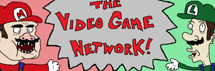 Video Game Network Banner #1 by holdypause