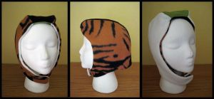 Wild Tiger Hat by Alicesuu