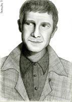 Martin Freeman by Serenity-S