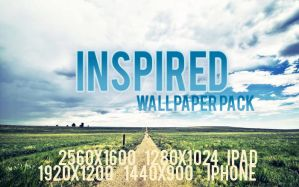 Inspired Wallpaper Pack by solefield