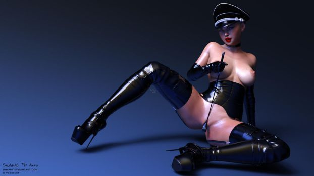 Mistress II by SinAWiL