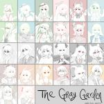 The Gray Garden by tsukihime-93