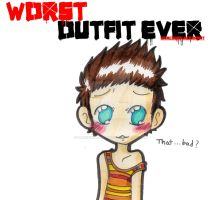 worst outfit ever promo pic by PrincessBlackRabbit