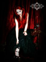 Gothic Princess by Sylvia-Crystal