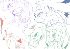 doodles... by Patrial