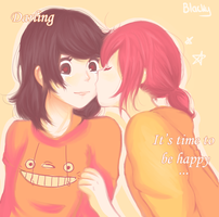 Time to be happy! by BlackyGaoo