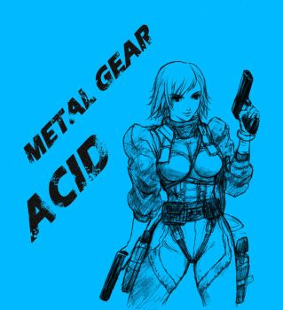 MGS ACID by KaedeSmithCN