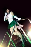 I'm Sailor jupiter by JhonkunAGM