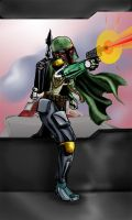 Boba Fett 2008 by StephenVincent