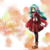 Happy New Year 2011 by elRion-XIII