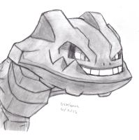 Steelix by DrChrisman