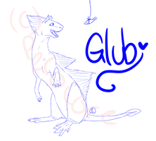 Glub by Perocore