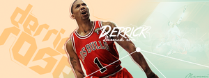Derrick rose by MammiART1