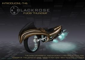 Blackrose P308 Thunder by Jesterman