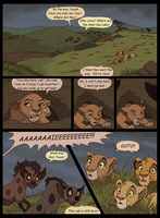 The First King, page 70 by HydraCarina