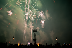 Epcot Illuminations Stock 50 by AreteStock