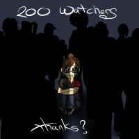 200 Watchers. Thanks! xD by ArantxaCosplayer