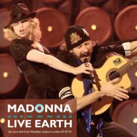 Madonna - Live Earth CD Cover by MarieJoo