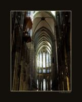 The nave by Tricia-Danby