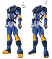 Federation Pilot Suit by YulayDevlet