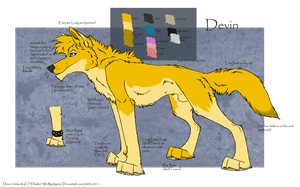 .:Devin Ref sheet 2011 :. by BeachBumDunkin