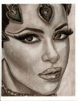 Queen of the Damned by TattooedMorrigan