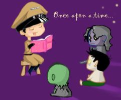 Bedtime Story by Brani-Chan