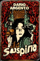 Suspiria Movie Poster by cesardg13