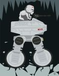 Star Wars MTV-7  AT-AT Driver by Eyemelt