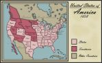 Rio Grande Statehood 1858 by DaFreak47