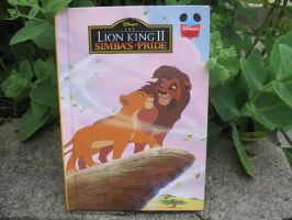 .:Lion King 2 Book:. by Wolvesforeva