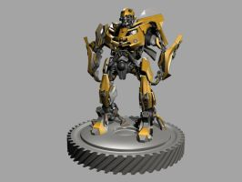 Bumblebee Diffuse completed fr by dd2005