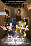 Sonic Holmes in the Curious Case of Jay Stroud by MarkProductions