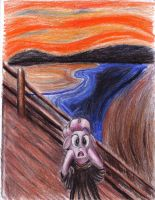 Pinkie Pie's Scream by Pickledsuicune