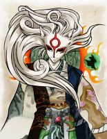 Amaterasu by HeartlessLink
