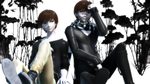 MMD Homicidal Liu and Liu Woods ver 3 by Blackrabbit1234