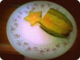 Star fruit by AnalieKate