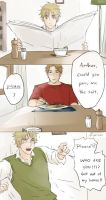 Who Are You!? [UsUk/APH] by RavenMushroom