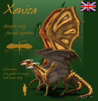Xenica by Kalia24